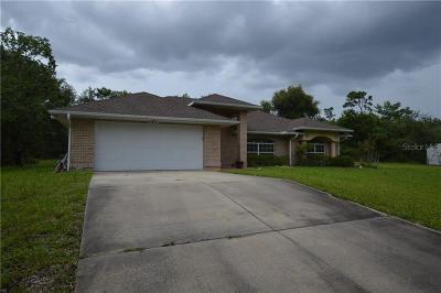 Orange City Single Family Home For Sale: 585 Grand Avenue