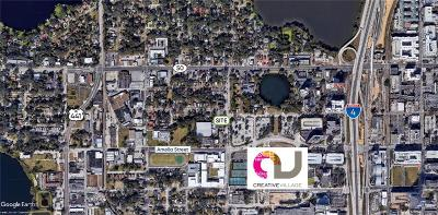 Orlando Residential Lots & Land For Sale: 538 N Parramore Avenue