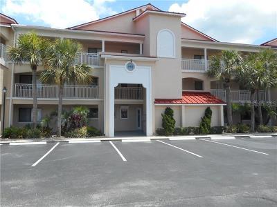 New Smyrna Beach Condo For Sale: 445 Bouchelle Drive #305