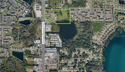 Orlando FL Residential Lots & Land For Sale: $1,500,000