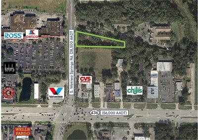 Apopka Residential Lots & Land For Sale: 215 S Wekiwa Springs Road