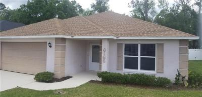 Port Orange Single Family Home For Sale: 6166 Sabal Point Circle