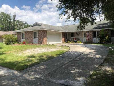 Winter Springs Single Family Home For Sale: 801 Big Buck Circle