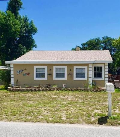 Holly Hill Single Family Home For Sale