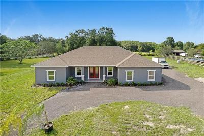 Volusia County Single Family Home For Sale: 3320 Morning Dove