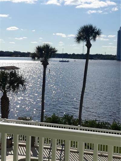 Daytona Beach Condo For Sale: 711 N Halifax Avenue #203