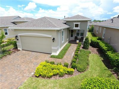 Deland Single Family Home For Sale: 1673 Victoria Gardens Drive