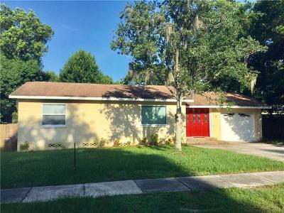 Deland Single Family Home For Sale: 214 S Salisbury Avenue