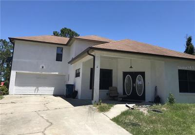 New Smyrna Beach Single Family Home For Auction: 4065 Monza Drive