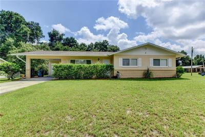 Deland Single Family Home For Sale: 695 N Parkway Street