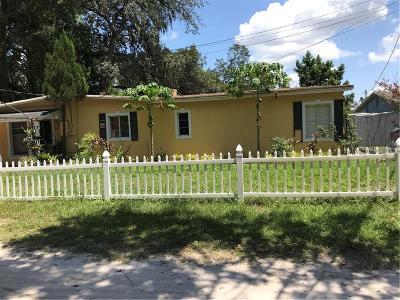Orlando Single Family Home For Sale: 5501 Vance Avenue