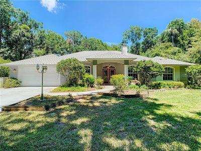 New Smyrna Beach, Daytona Beach, Cocoa Beach Single Family Home For Sale: 2075 Knittle Circle