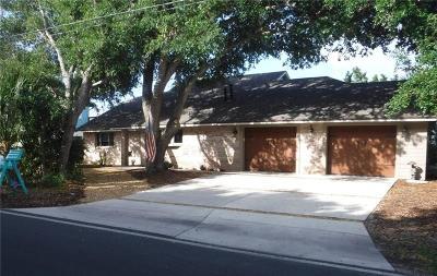 New Smyrna Beach Single Family Home For Sale: 4160 Saxon Drive