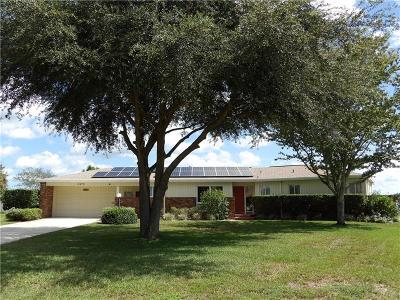 Deltona Single Family Home For Sale: 1997 E Chapel Drive