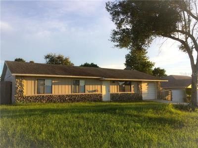Deltona Single Family Home For Sale: 1827 E Chapel Drive