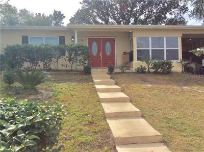 Deltona Single Family Home For Sale: 1719 Oasis Avenue