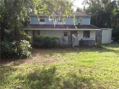Deland  Single Family Home For Sale: 44202 W Lake Drive