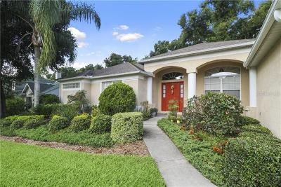 Deland  Single Family Home For Sale: 132 Crystal Oak Drive