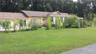 New Smyrna Beach, Daytona Beach, Cocoa Beach Single Family Home For Sale: 2561 Glen Drive