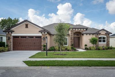 Debary Single Family Home For Sale: 141 Hawkcrest Court