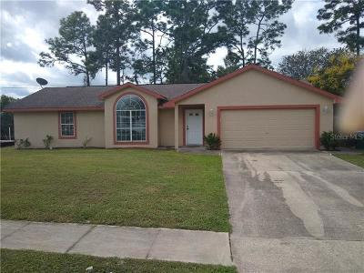 Single Family Home For Sale: 1347 Comerwood Drive