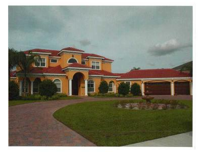 Tarpon Springs Single Family Home For Sale: 0 Keystone Road