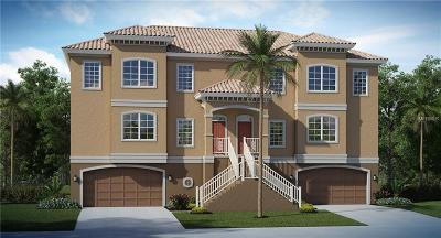 New Port Richey Townhouse For Sale: 6501 Channelside Drive