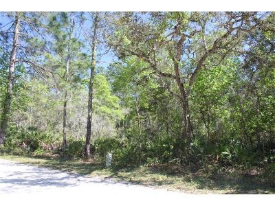 New Port Richey Residential Lots & Land For Sale: Manatee Avenue