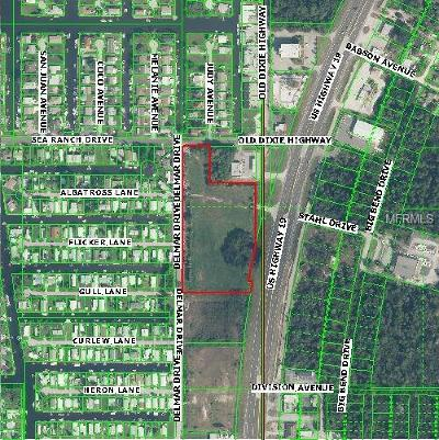 Pasco County Residential Lots & Land For Sale: 0 Us Hwy 19