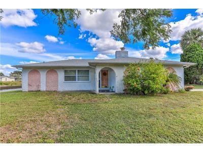 Hernando Beach Single Family Home For Sale: 3181 Gulf Winds Circle
