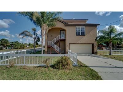 Hernando Beach Single Family Home For Sale: 3322 Rose Arbor Drive