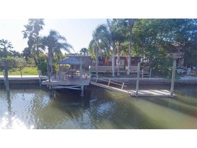 Hernando Beach Single Family Home For Sale: 4520 Bimini Drive