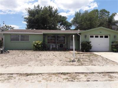Holiday Single Family Home For Sale: 4312 Canterberry Drive