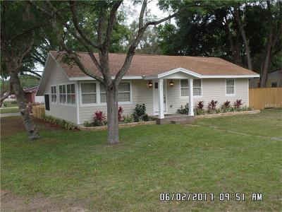 Zephyrhills Single Family Home For Sale: 5803 18th Street