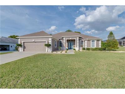Weeki Wachee Single Family Home For Sale: 9272 Westshore Drive