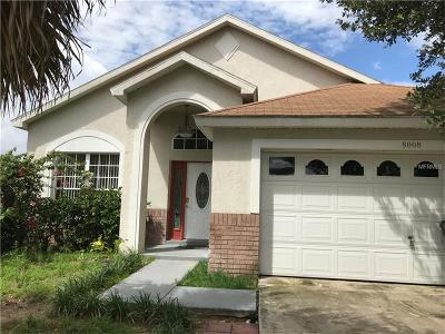 Kissimmee Single Family Home For Sale: 8008 Spring Creek Drive