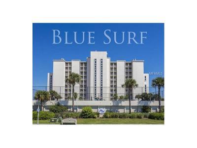 Daytona Beach Shores Condo For Sale: 3831 S Atlantic Avenue #204