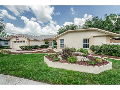 Tarpon Springs Single Family Home For Sale: 625 Whispering Lakes Boulevard