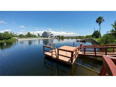 Hernando Beach Single Family Home For Sale: 4102 Des Prez Court