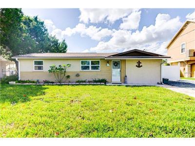 Hernando Beach Single Family Home For Sale: 4068 Gulfview Dr