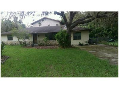 New Port Richey Single Family Home For Sale: 9751 Arrow Drive