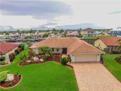New Port Richey Single Family Home For Sale: 3533 Seaway Drive