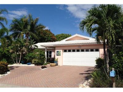 Longboat Key Single Family Home For Sale: 560 Lyons Lane