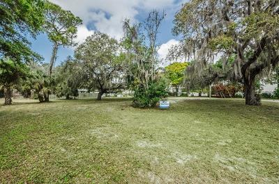 Tarpon Springs Single Family Home For Sale: 0 Butler Court