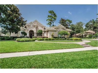 Tarpon Springs Single Family Home For Sale: 2895 Deer Run