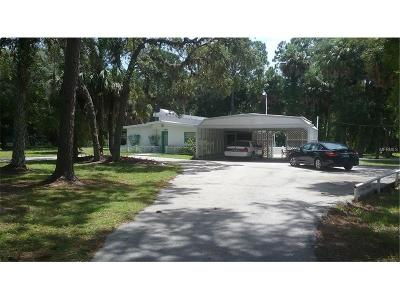 Spring Hill FL Single Family Home For Sale: $249,000