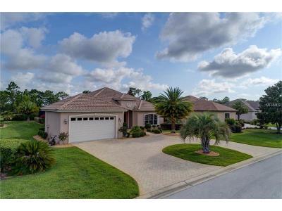 Weeki Wachee Single Family Home For Sale: 8426 Charleston Drive
