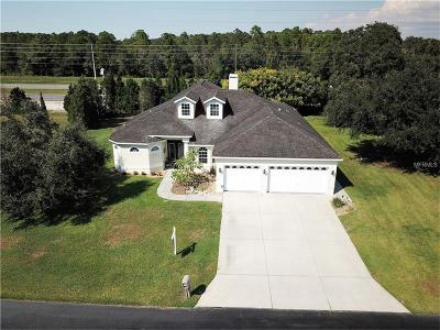 New Port Richey Single Family Home For Sale: 9545 Paver Court
