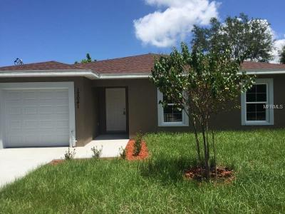 Seminole Single Family Home For Sale: 12041 134th Place