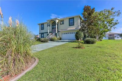Hernando Beach Single Family Home For Sale: 3439 Palometa Drive